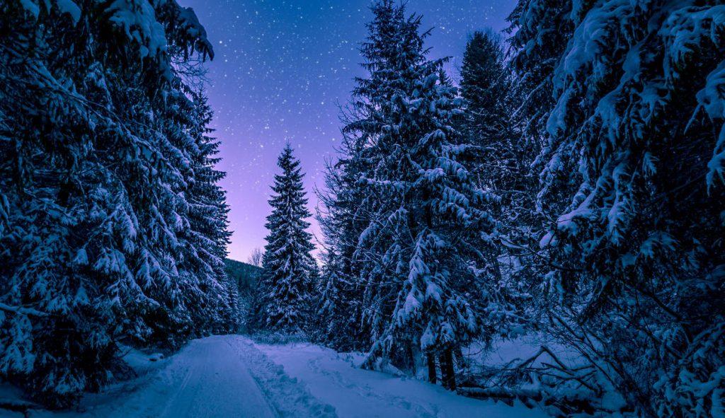 Wintersport kras reizen